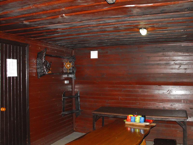 Русская баня на дровах фото зоны отдыха