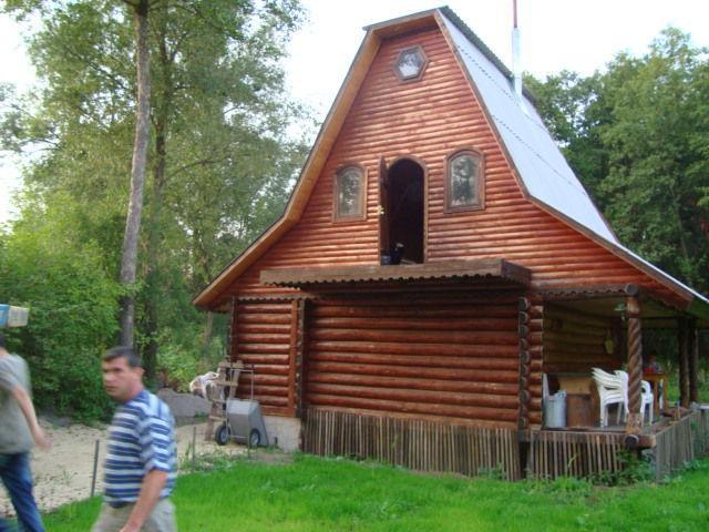 Русская баня в селе Ясногородка фото
