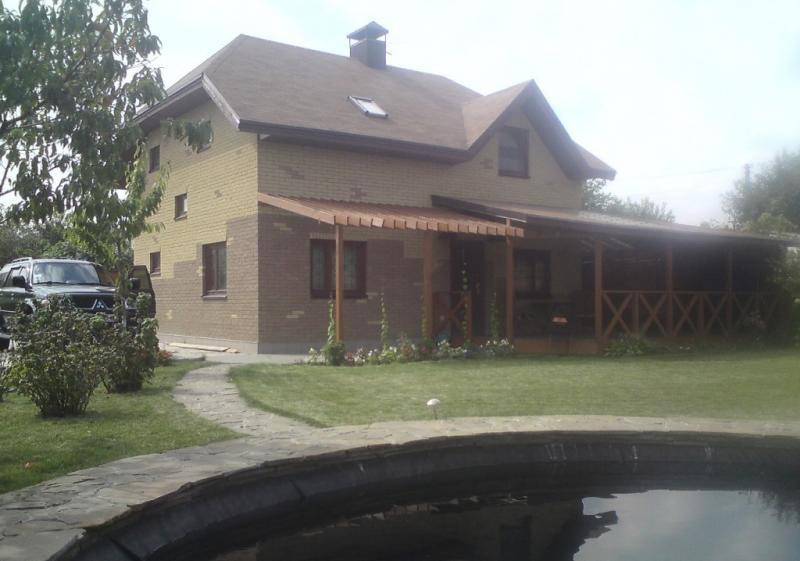 Сауна Академсады фото пруда и загородного дома