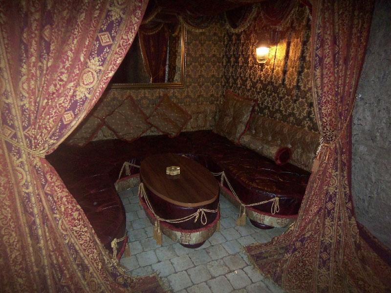 VIP-сауна БАН-ТУ фото кальянная комната
