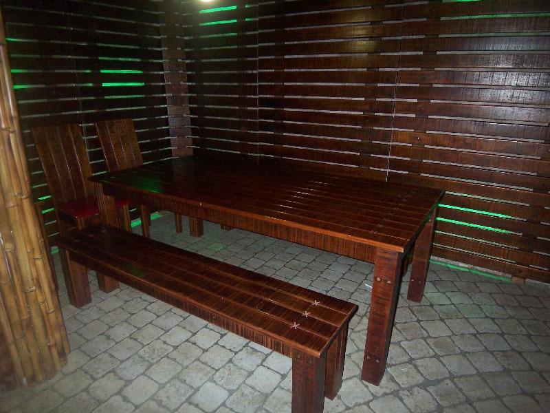 VIP-сауна БАН-ТУ фото комнаты отдыха