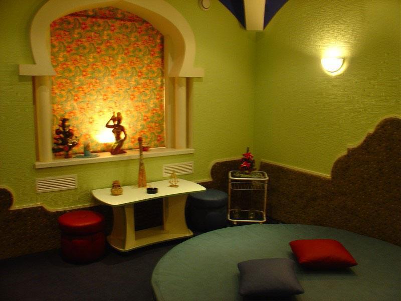 БАН-ТУ на Ереванской фото комнаты отдыха