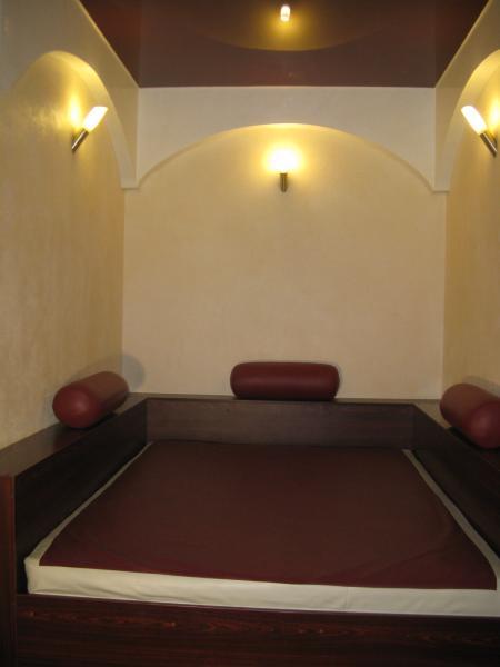 Финская сауна Эра водолея фото комнаты отдыха