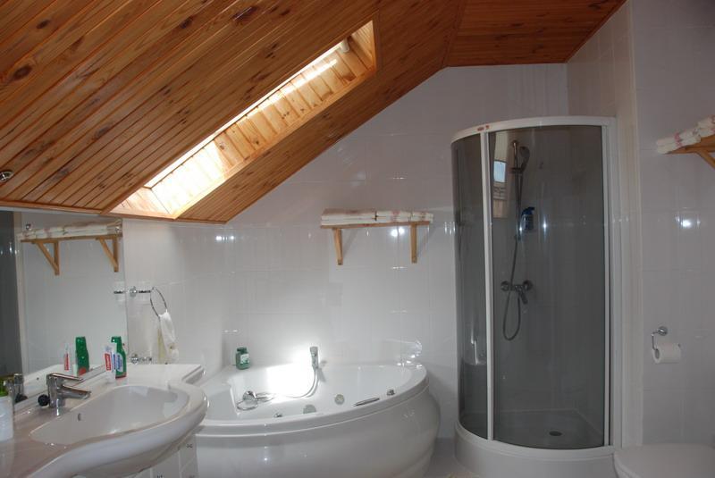VIP усадьба Пташиный рай в Киеве фото ванной комнаты