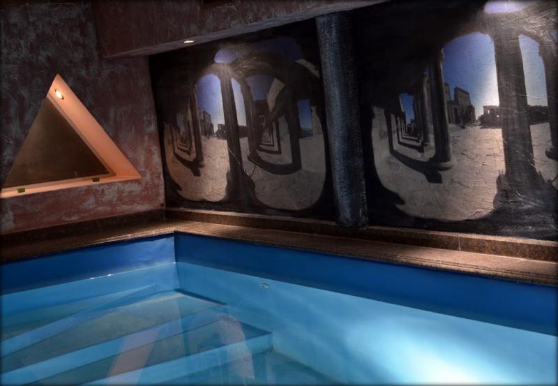 Оздоровительный комплекс RelaxTime фото бассейна в сауне