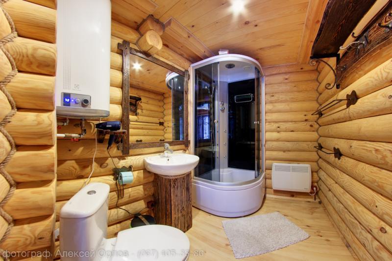 Русская баня в доме на воде фото зоны отдыха