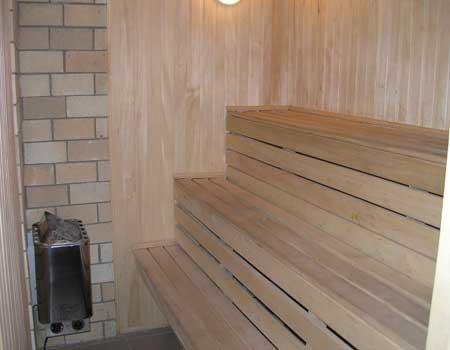 Сауна на Абрикосовой фото финской сауны