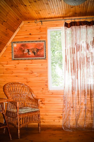 Сауна на берегу Днепра фото комнаты отдыха