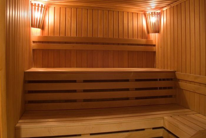 Баня КиКо фото парилки