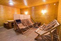Баня КиКо фото зоны отдыха