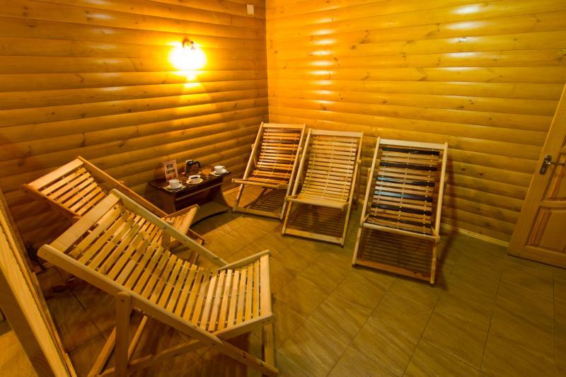 Русская баня фото зоны отдыха