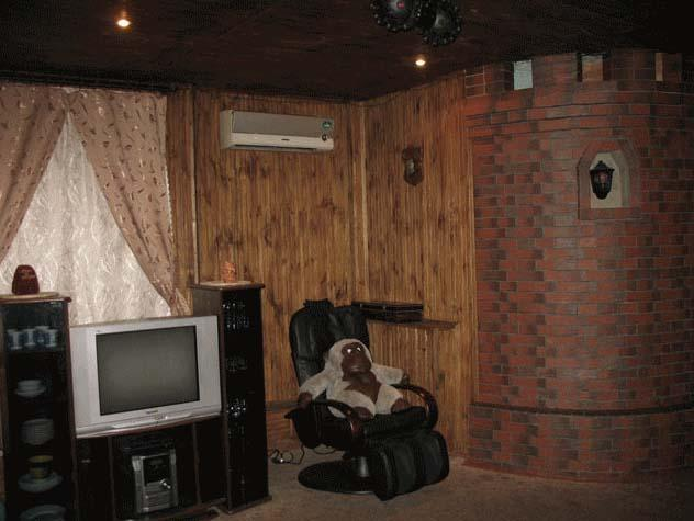 Сауна НОУ-ХАУ фото интерьера