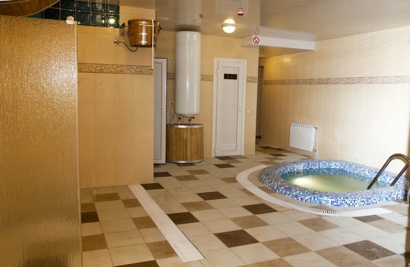 Общественная баня в Киеве