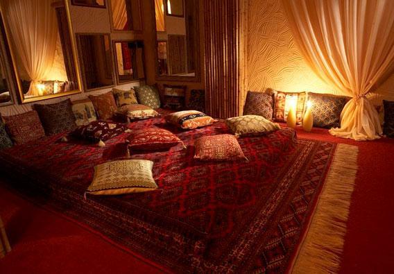 VIP-Сауна Бали фото комнаты отдыха