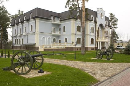 отель Гостиный двор 1812